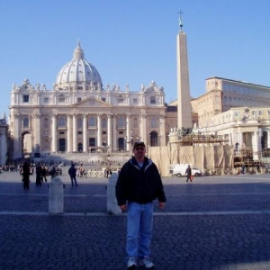 St. Peters Square--Vatican